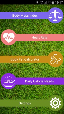 Fit Mark - Fitness Calculator Android